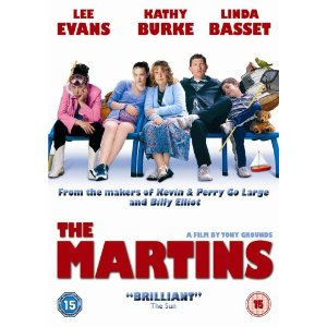 The Martins [DVD] [2001] Enlarged Preview